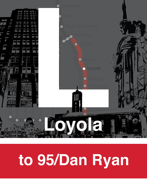 Loyola Red Line