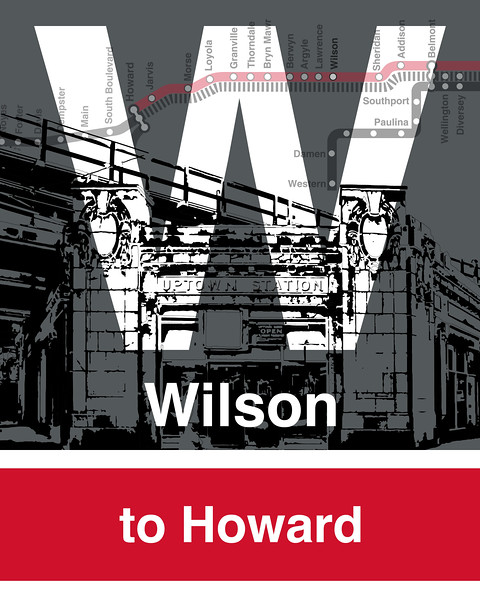 Wilson Red Line