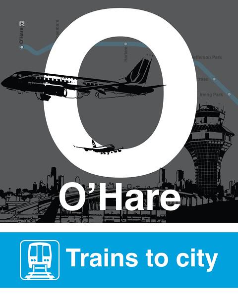 O'Hare Blue Line