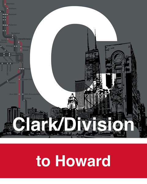 Clark and Division Red Line