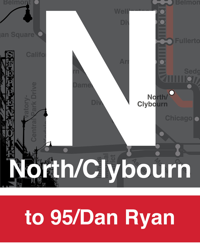 North and Clybourn Red Line