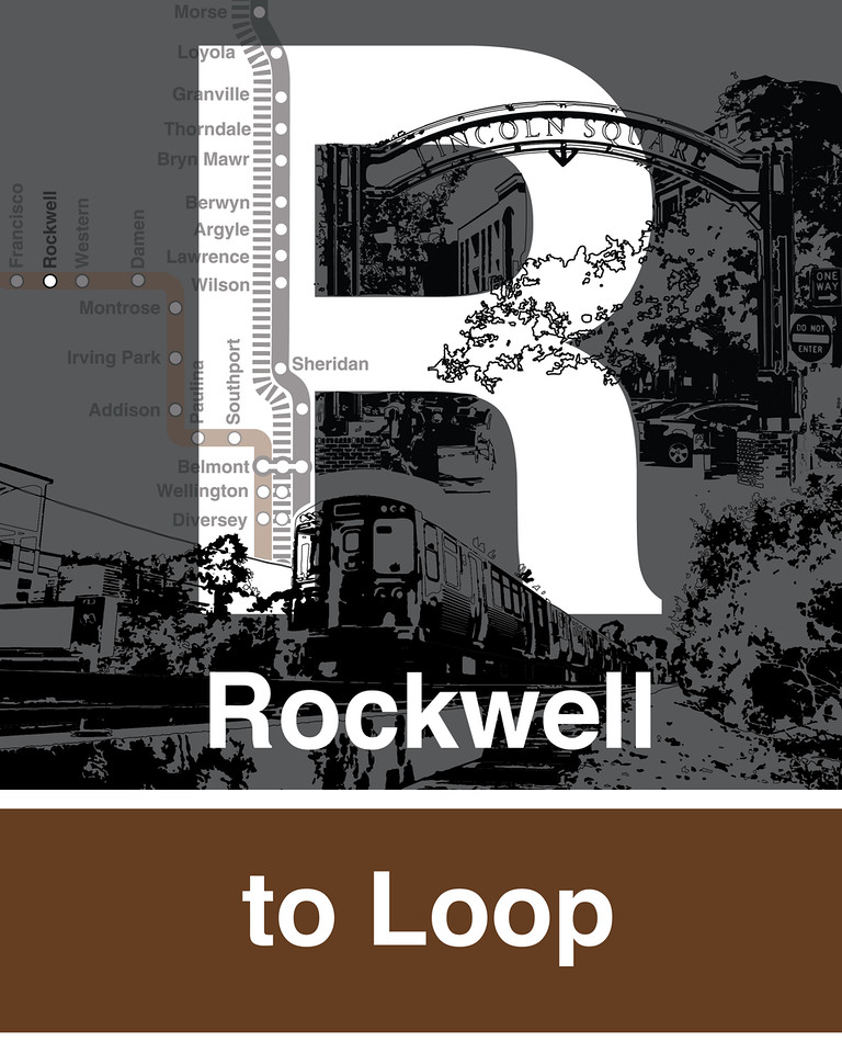 Rockwell Brown Line