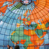 Mapparium in the Mary Baker Eddy Library in Boston