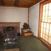 Thoreau's cabin replica