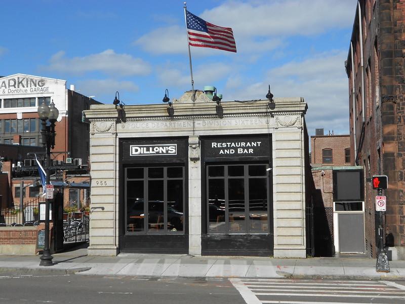Dillon's in former police station