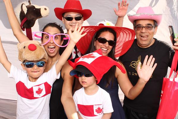 Canadian Tire Canada Day Celebration 2018