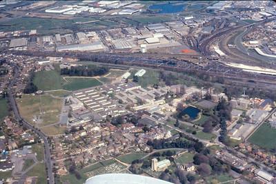 CTE Bletchley Park c.1982