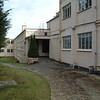 Rear of hostel, 2001