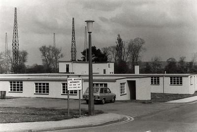 CTE Bletchley Park D Block, 1977