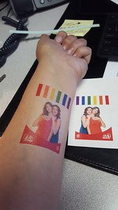 Custom Printed Photo Tattoos