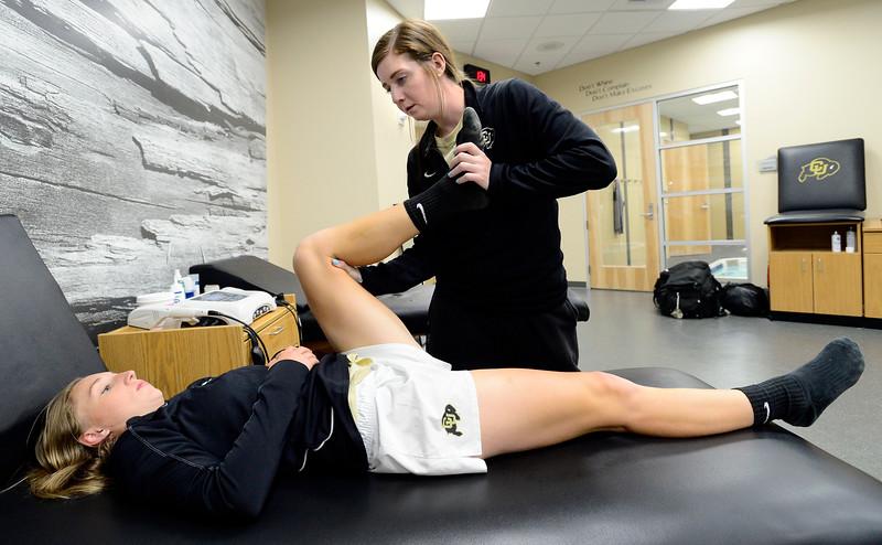 CU Athletes Rehab