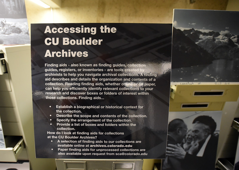 CU Boulder Archives turned 100