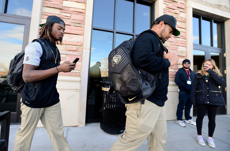 Buffs on the Bus for the Big Game