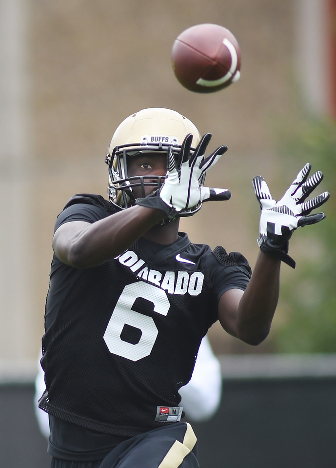 Colorado Football Aug 5 and Media Day