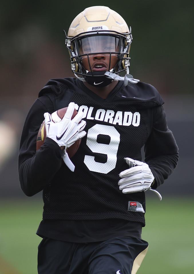 Colorado Football Aug 5 and Media Day