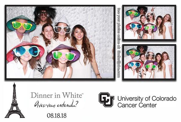 CU Dinner in White 08-18-2018