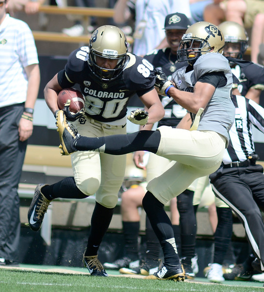 University of Colorado Football Spring Game
