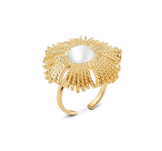 Gatsby Pearl Ring