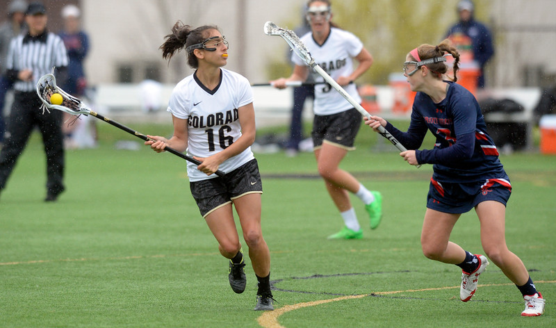 CU VS SAINT MARY'S LACROSSE