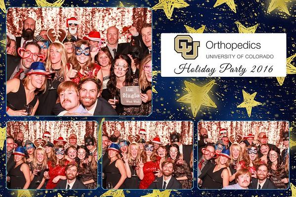 CU Orthopedics