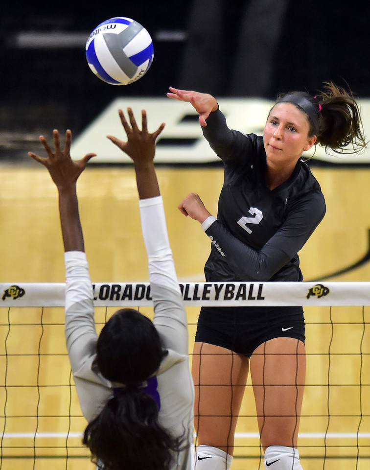 CU vs Abilene Christian Volleyball