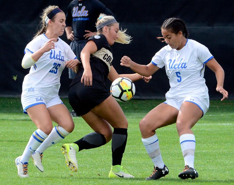 CU VS UCLA SOCCER