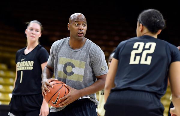 CU Women's Basketball