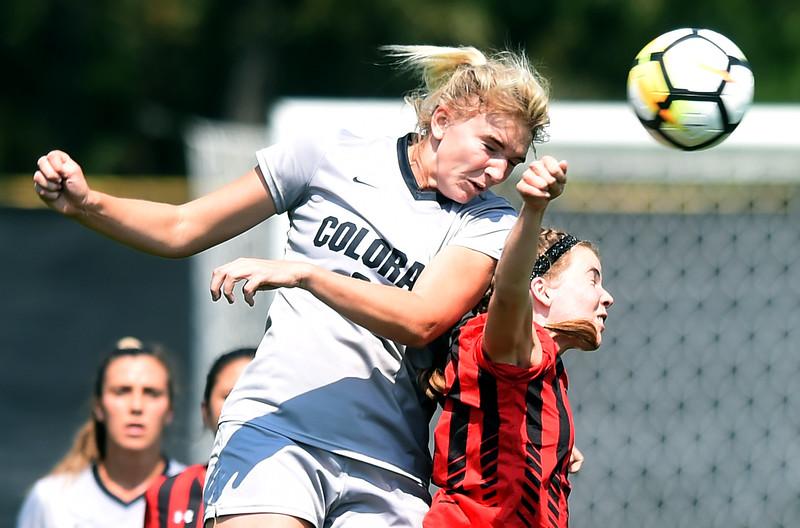 Colorado and CSUN Soccer
