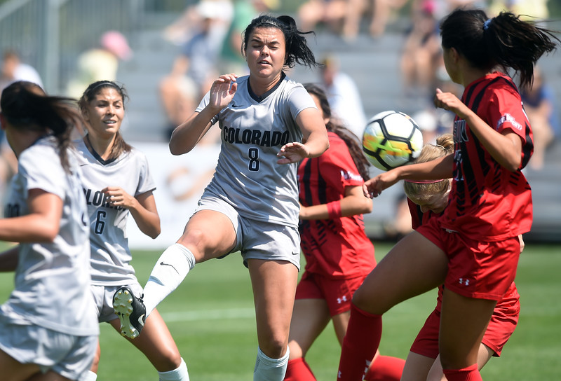 Colorado and CSUN Soccer