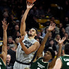 CU vs CSU Men's Hoops