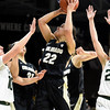 CU vs CSU Women's Hoops