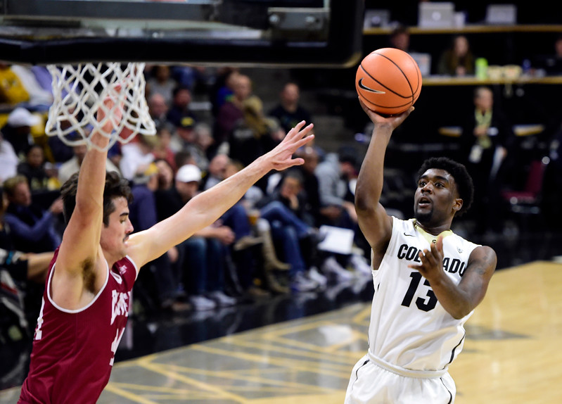CU vs DU Mens Basketball