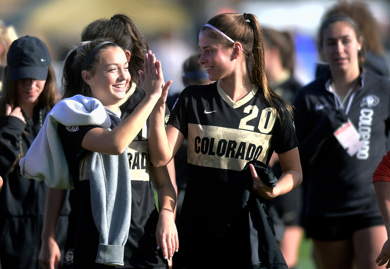 CU vs DU Playoff Soccer