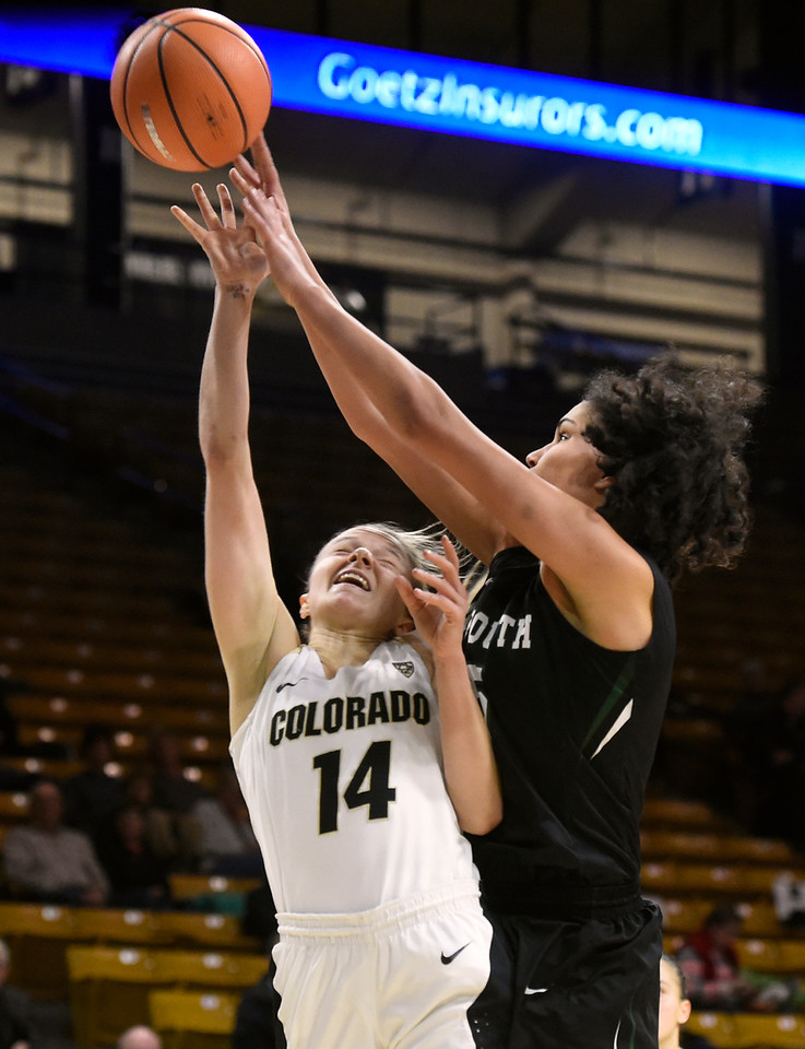 CU vs Dartmouth Women Hoops
