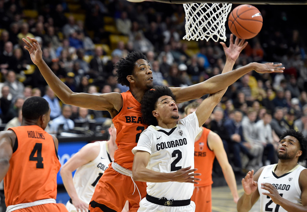 oregon state vs colorado