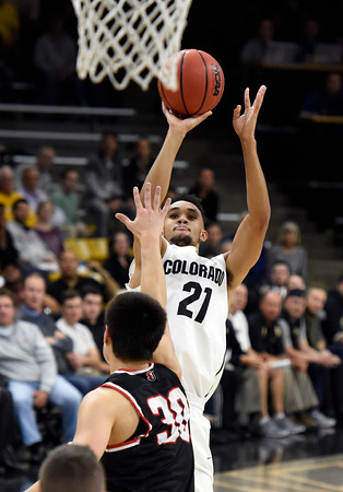 CU vs Seattle Mens Hoops