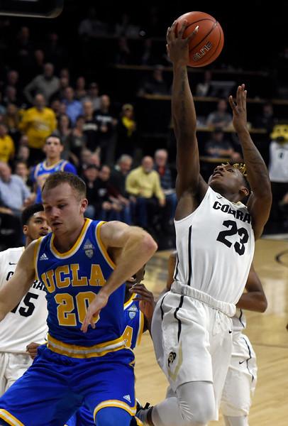CU vs UCLA