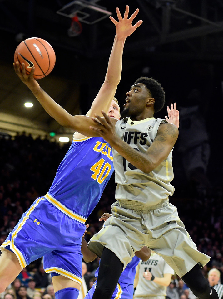 CU vs UCLA Men's Hoops