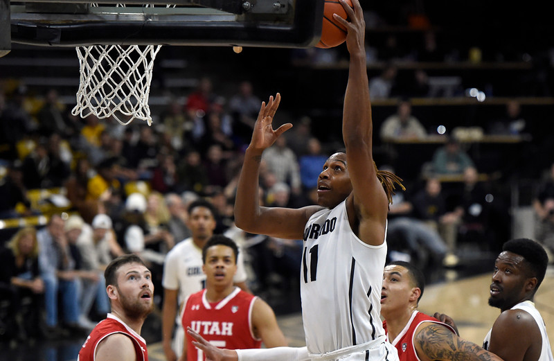 CU vs Utah Men's Hoops