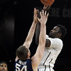 CU vs Xavier Men's Hoops