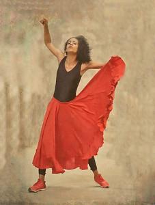 Passionate Dancer