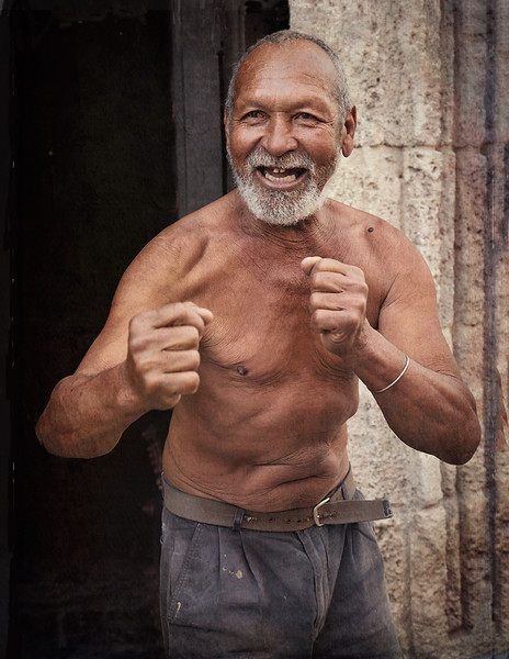 Aging Boxer