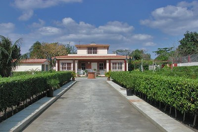 Spanish home in CUBA