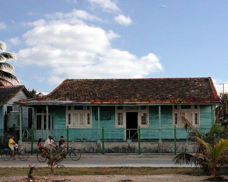 Casas de Cuba /  Cuban Structures