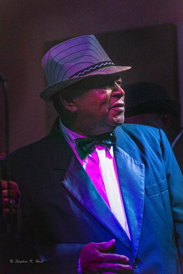 Club singer, Septeto Habanero