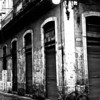 Jim Klug Photos - Fly Fishing Cuba  - Black and White Images from the Streets of Old Havana