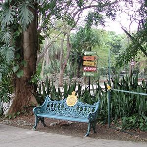 Cuba Lugares Cubanos - Places in Cuba - The Zoo in Havana