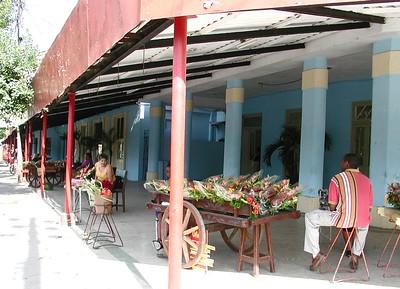 Flower Mart- Havana Lugares Cubanos - Places in Cuba  http://www.cubanfoodmarket.com