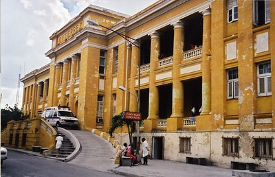 CUBA - The University of Havana Medical Center