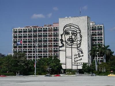 Plaza de la Revolucion - Lugares Cubanos - Places in Cuba